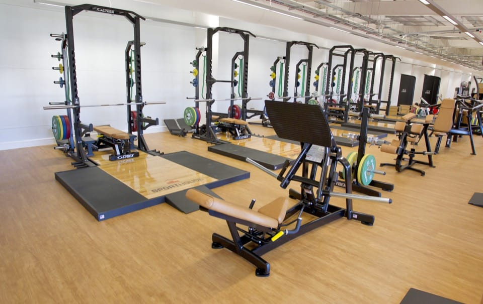 Technical considerations for gym ownership noise