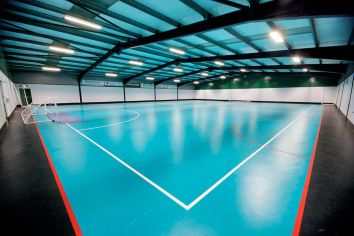 Sports Floor Design and Specification